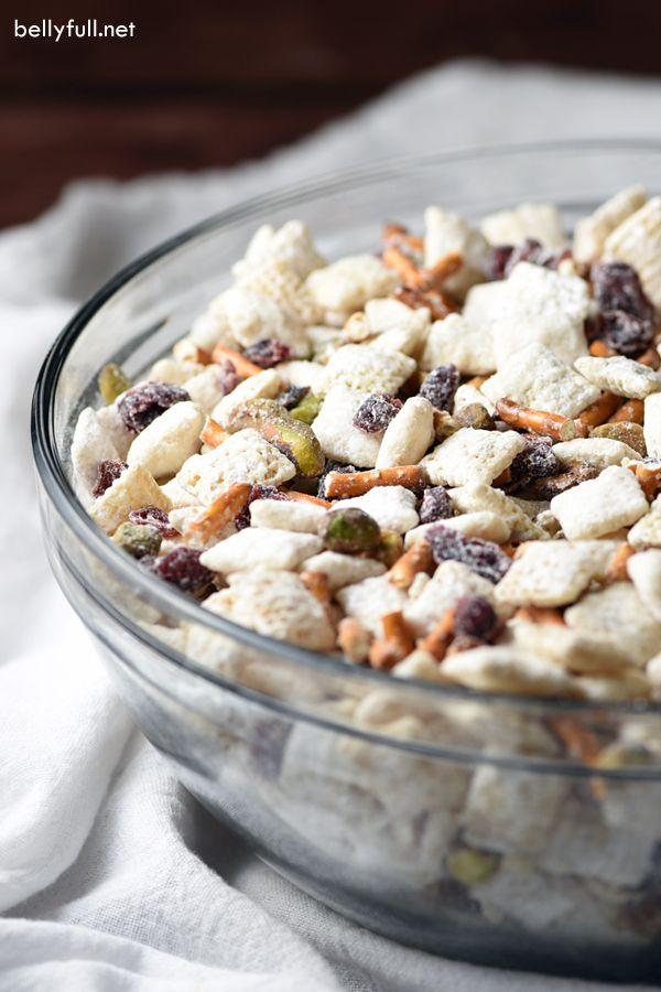 Best 25+ White chocolate chex mix ideas on Pinterest ...