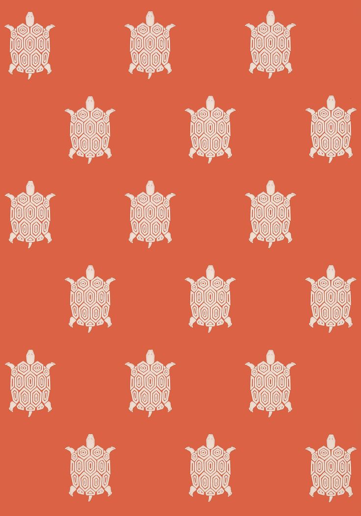 TURTLE BAY, Coral, T5769, Collection Biscayne from Thibaut for the guest bath wallpaper