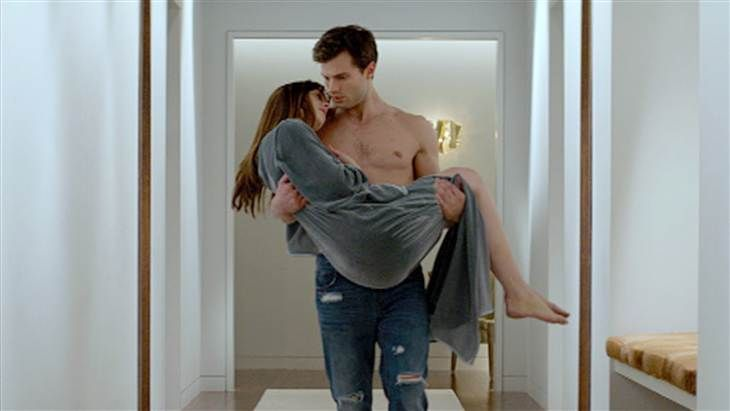 Fifty shades new trailer!! Watch the full, too-hot-for-morning-TV 'Fifty Shades of Grey' trailer