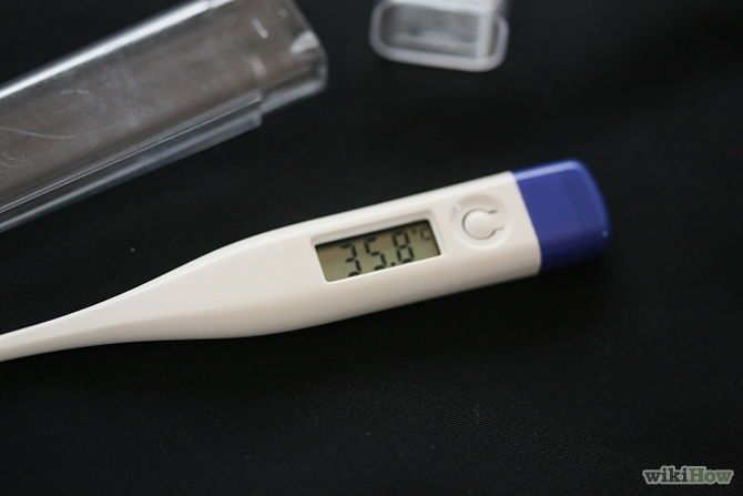 How to Take Your Basal Body Temperature: 5 Steps (with Pictures)