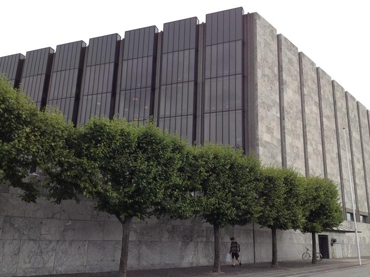 Copenhagen / Office building by Arne Jacobsen
