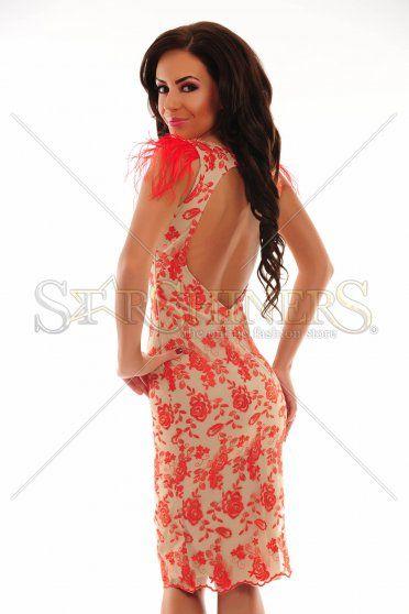 Rochie LaDonna Favorite Stance Red