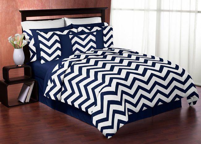 Best 25+ Navy blue comforter sets ideas on Pinterest ...