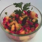 Healthy Low Cal Mango Relish. Healthy recipes and cooking tips to keep you looking and feeling your best!