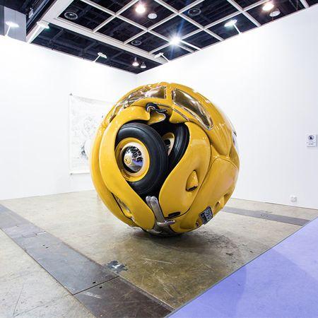 Quand une Beetle devient sphère !