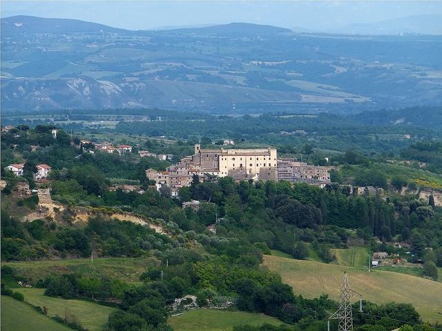 Roccalvecce (Viterbo) - il borgo - by sal1964 - all rights reserved