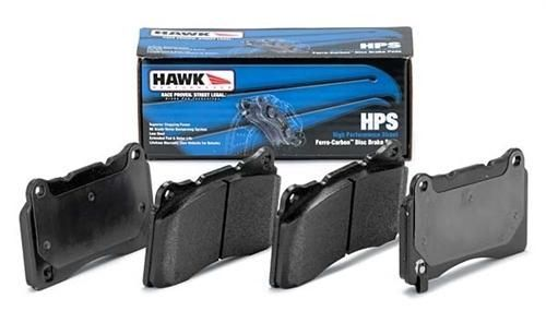 Hawk HPS Brake Pads Front - Rear Fitment 2013-2014 Focus ST