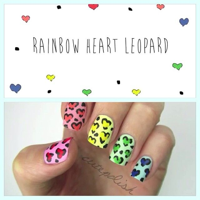 80 best nails images on pinterest instagram makeup and nail nail new video on my youtube channel link can be found in my bio learn bright nail artleopard prinsesfo Images