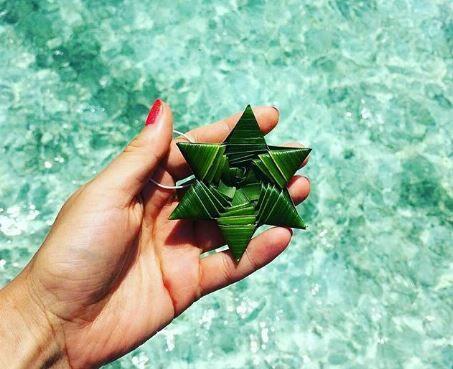 Anantara Veli star flower