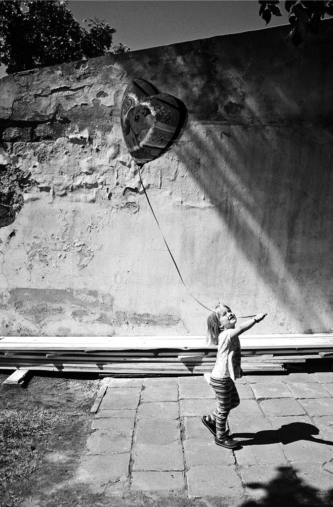 Balloon taken by Jaroslaw Respondek.