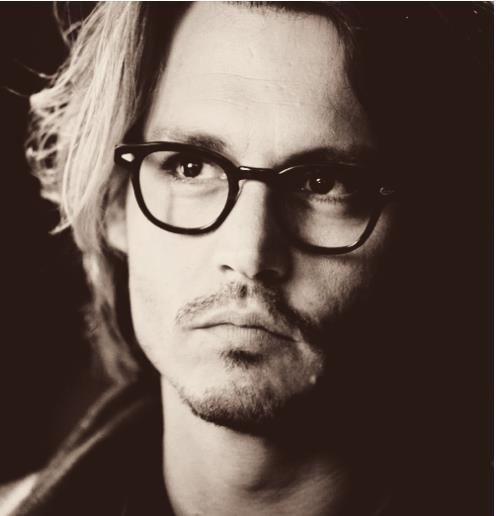 Glasses Frames Johnny Depp : 14 best images about Johnny Depp on Pinterest Amazing ...