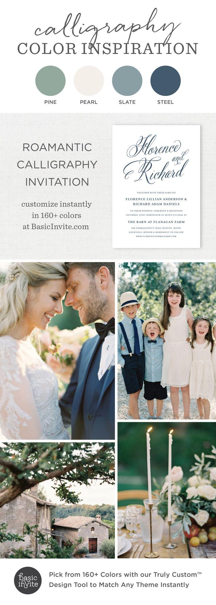 32 best Wedding Color Inspiration images on Pinterest | Color ...