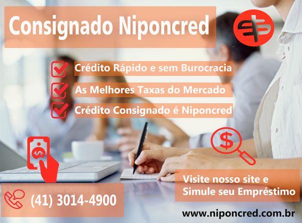 Crédito Consignado https://www.niponcred.com.br/credito-consignado/