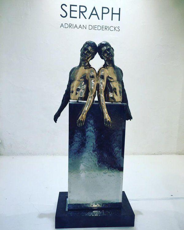 Seraph - An exhibition by Adriaan Diedericks