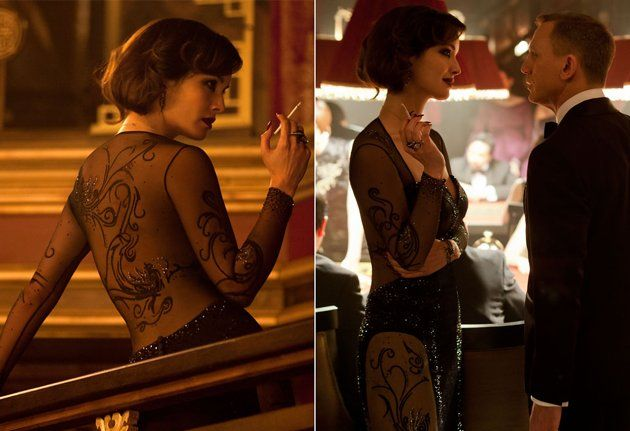 Berenice Marlohe Skyfall Dress 1000+ images about Bea...