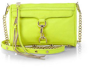 Rebecca Minkoff Mini M.A.C. Crossbody Bag on shopstyle.com