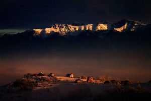 13. Another view of Bucegi Mountains