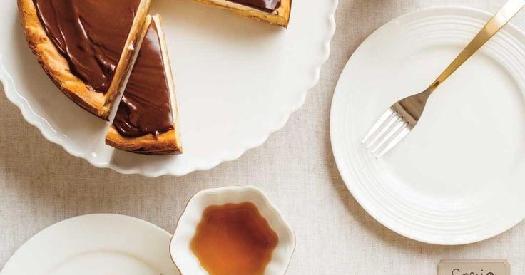 Éclair géant au chocolat à partager
