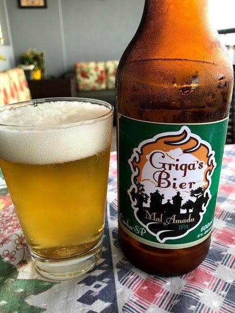 Grigas Bier - Mal Amada - IPA