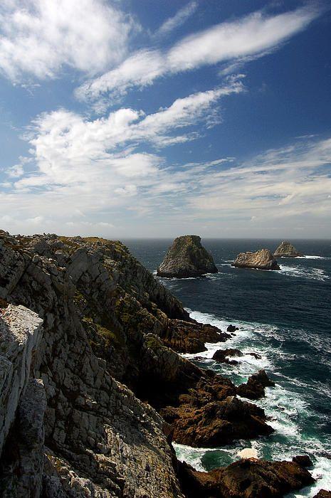 Tas de Pois - Pointe de Penhir, by RicardMN Photography. Crozon peninsula - Bretagne - Finistère (France)