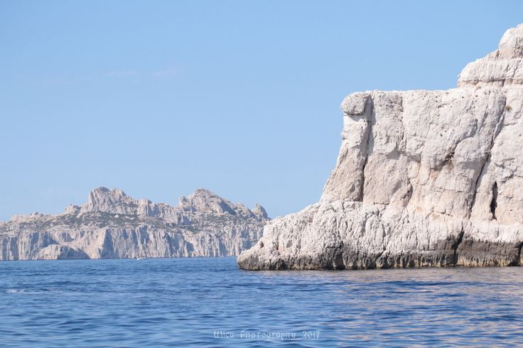 Colours of the Calanques...