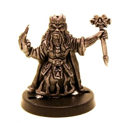 High detailed fantasy miniatures and fast play skirmish rules