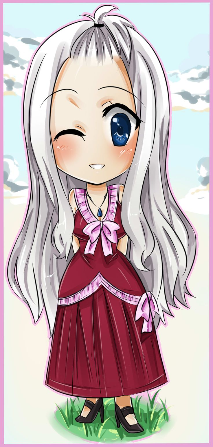 16 best Fairy Tail Chibi Addition images on Pinterest ... Fairy Tail Chibi Mirajane