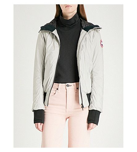 0396503c1e8 CANADA GOOSE Dore hooded shell-down hoody. #canadagoose #cloth ...