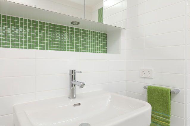 Bathroom feature #bright #sunny