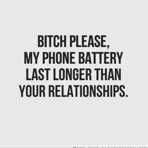 Bahaha. This is so freaking true. I mean...who really breaks up and gets back together over and over again?! You and every relationship. #notwinning