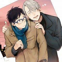 Yuri on Ice!!: Victor & Yuri