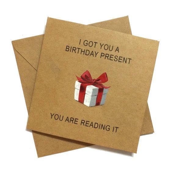 #Funny #Birthday #Card