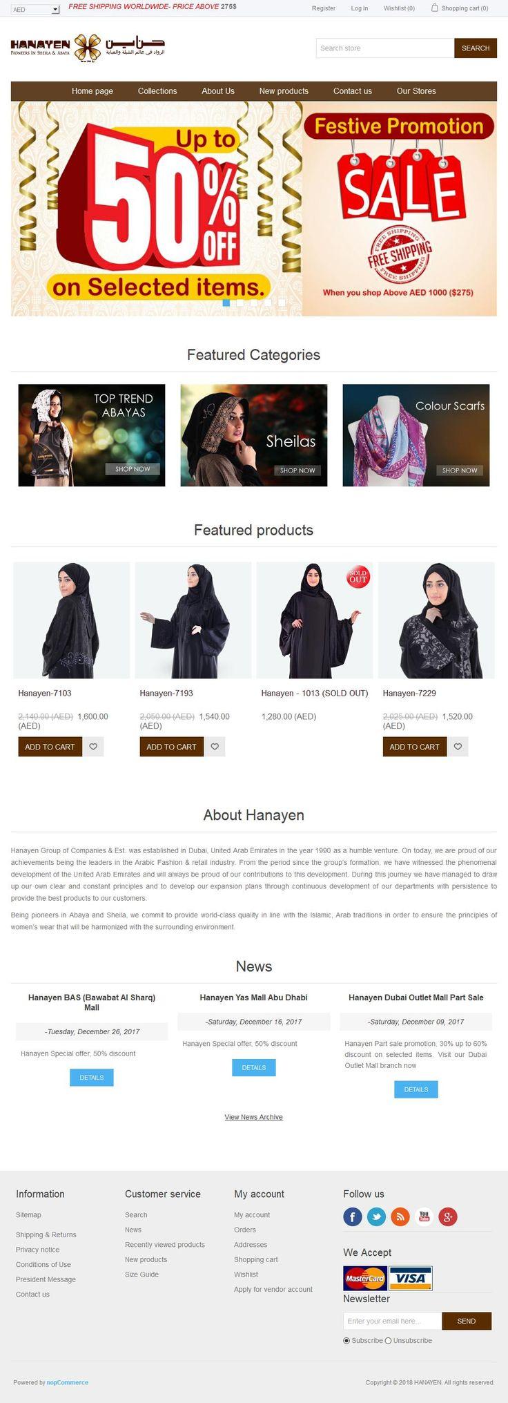 Hanayen Clothing Shop Mirdif City Center, 70, Sheikh Mohammed Bin Zayed Road near Centerpoint, G Floor Mirdif - 251, Mushraif, Dubai   www.HaiUAE.com is a complete Travel Guide to Dubai, Ajman, Alain, Abu Dhabi, Fujairah, Sharjah, Ras al khaimah, Umm Al Quwain, United Arab Emirates, GCC Countries. Explore more about 2gis, Q Express, Barsha Police Station, Acico Business Park, Sharjah Justice