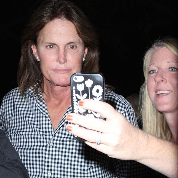 Dlisted | Bruce Jenner and daughter in law are seen out together