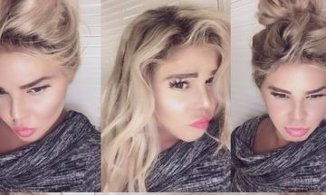 Stop Asking What Happened To Lil' Kim's Face. You Already Know.