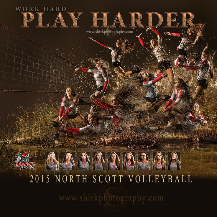 Shirk Photography Blog: Team Sports Posters