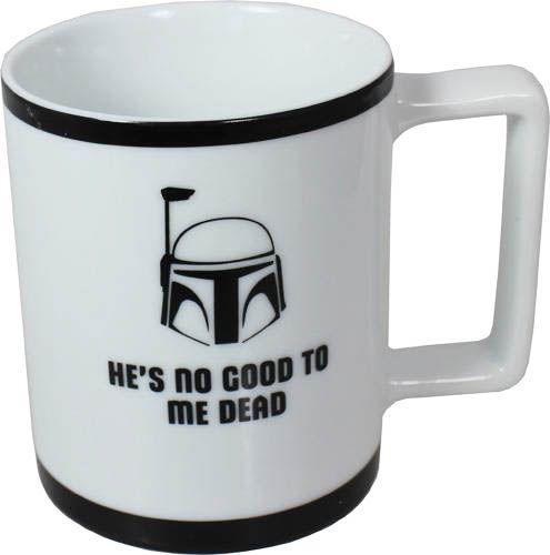 Taza imperial boba fett star wars estupenda taza para tus for Tazas para desayuno