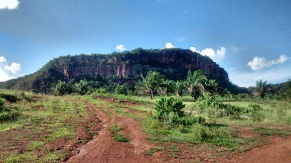 Morro do Ondino Mato Grosso do Sul http://aquioualgumlugar.com/2014/01/16/as-atracoes-de-um-lugar-voce-e-quem-faz/