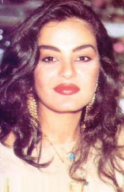 Sherihan شريهان, an Egyptian actress and performer who's the crème de la crème of the 80's.