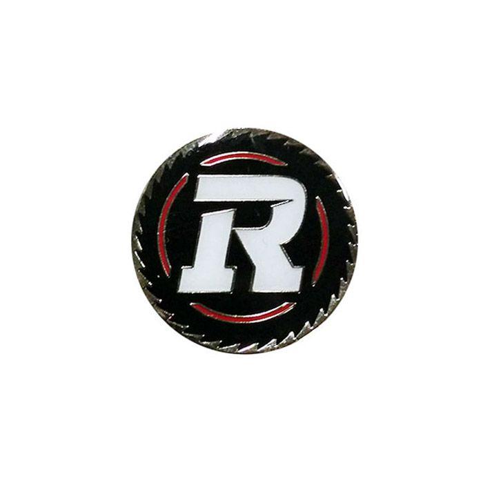 Ottawa Redblacks Logo Pin