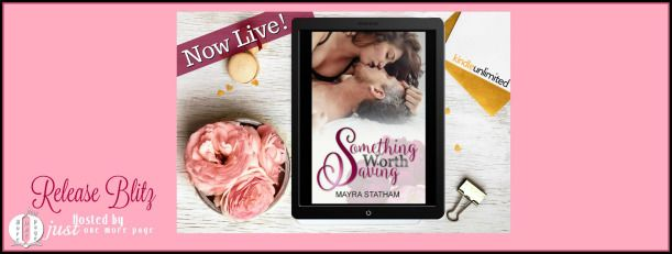 Release Blitz - Something Worth Saving by Mayra Statham    Release Blitz  Title: Something Worth Saving  Author: Mayra Statham  Cover Designer: Dark Water Covers  Release Date: September 14 2017  Add to Goodreads       They had it all. Or so they thought. A fairytale kind of romance that started with a girl and a boy falling head over heels in love. This isnt that part of the story. This is what happens after the happily ever after. After careers blossom babies stretch marks and carpools…