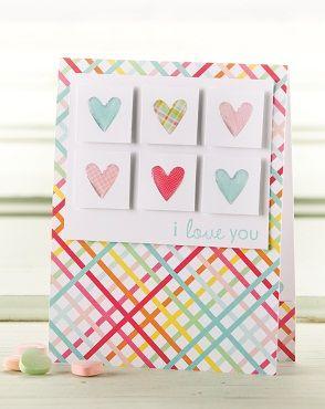 Washi Tape Valentines San Valentn Washi Tape