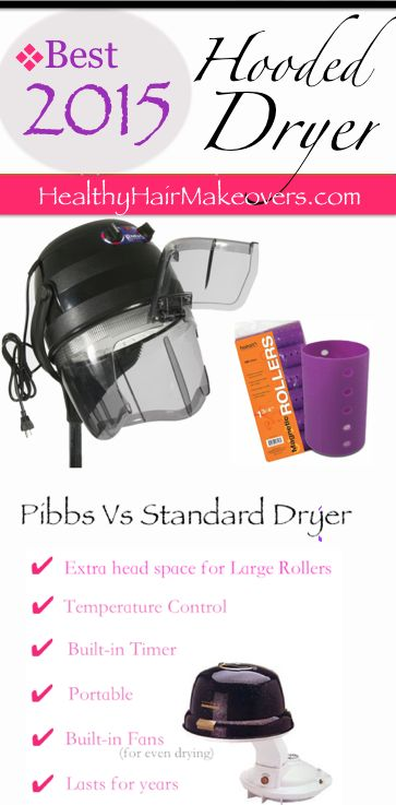 Why Pibbs Kwik Dry is the Best Hooded Dryer on the Planet!!  Review here: http://www.HealthyHairMakeovers.com/Pibbs_Kwik_Dri_514.html  Buy Here: http://www.amazon.com/Pibbs-514-Kwik-Dryer-Sale/dp/B0012TP5EO/ref=as_sl_pc_tf_til?tag=pintrestpibbs-20&linkCode=w00&linkId=BC5PB5ZU5DH34XRS&creativeASIN=B0012TP5EO