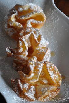 """L'ingrediente perduto: Le """"rosette"""" fritte della nonna"""