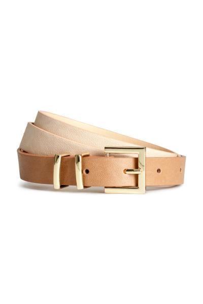 Cintura sottile h&m