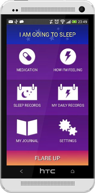 FIBROMAPP FRIDAY: GIVING YOU CONTROL. HELPING YOU COPE WITH FIBROMYALGIA AND CHRONIC FATIGUE SYNDROME
