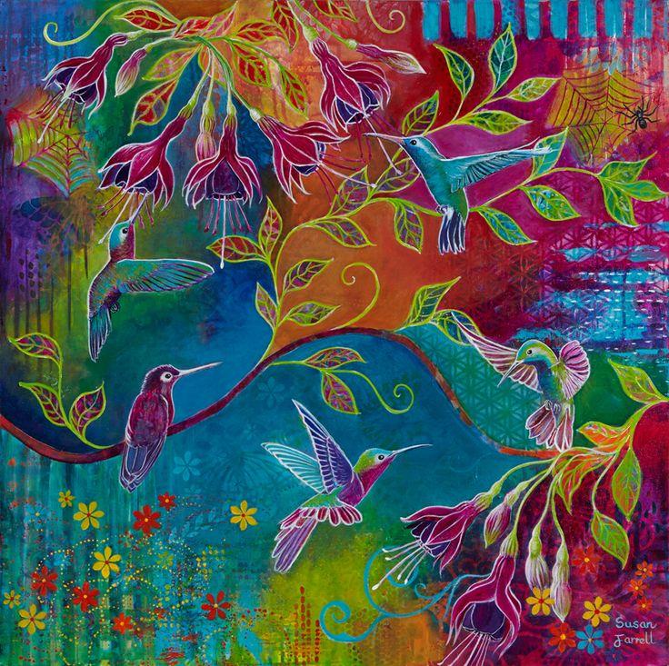 Susan Farrell Art – I Still Believe in Magic