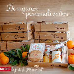 Granini: Desayunos personalizados by Lola Wonderful