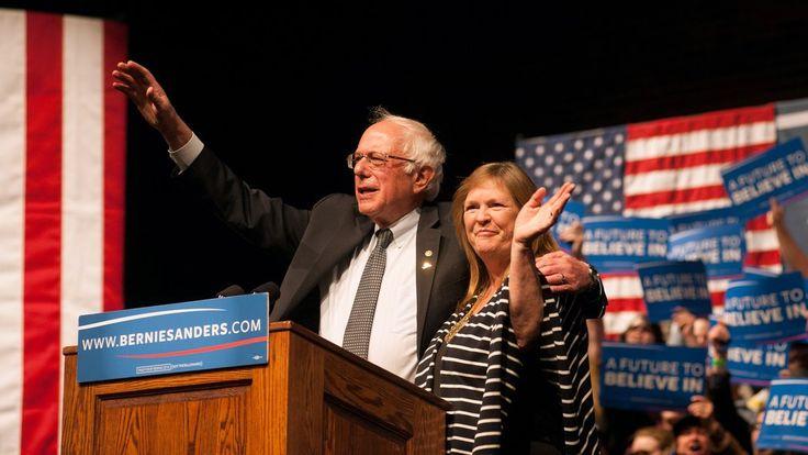 Bernie Sanders Wins Wisconsin Democratic Primary, Adding to Momentum - NYTimes.com