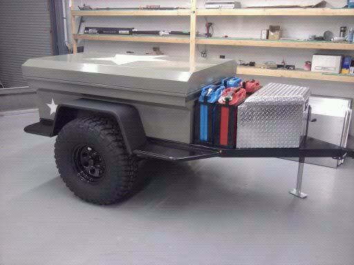 New OffRoad Expedition Trailers  Kb Jpeg Off Road Camper Trailer For